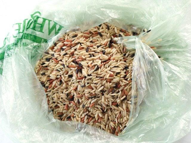 Uncooked Wild Rice