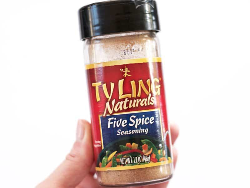 5 Spice Bottle