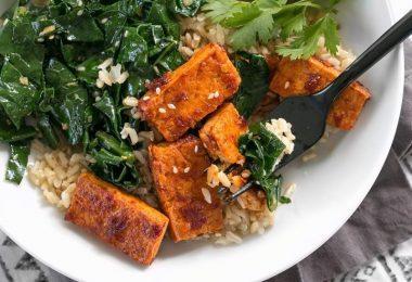 5 Templates for Easy Vegan Dinners 6