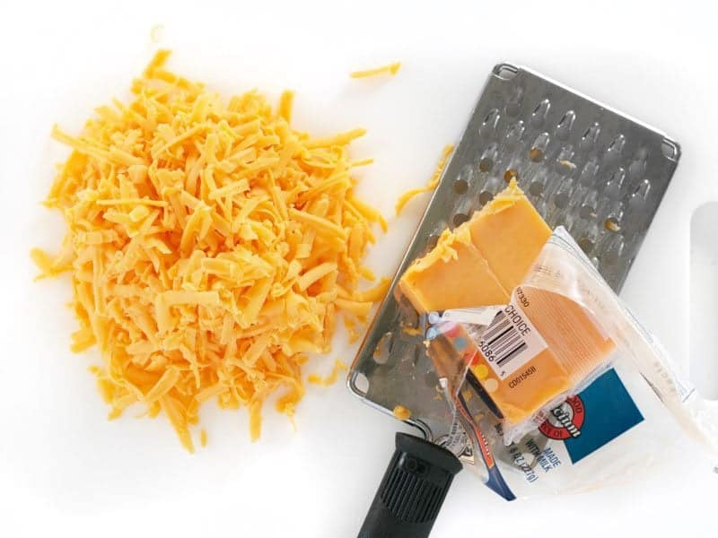 Shred Cheddar Cheese