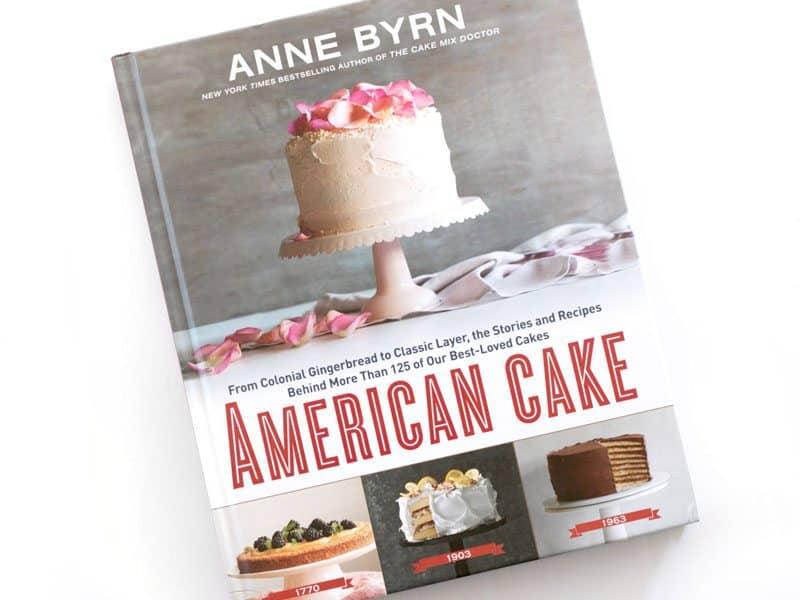 Anne Byrn's American Cake Book Cover