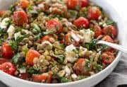 Marinated Lentil Salad