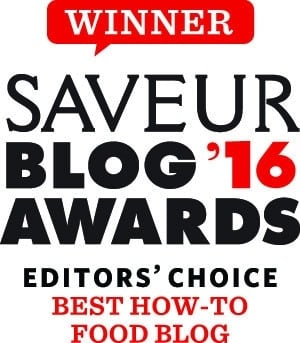 Savuer Blog Awards Badge
