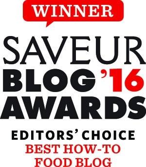 Savuer Blog Awards Badge