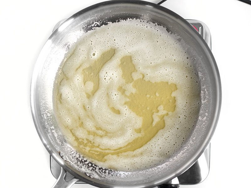 Foamy Butter