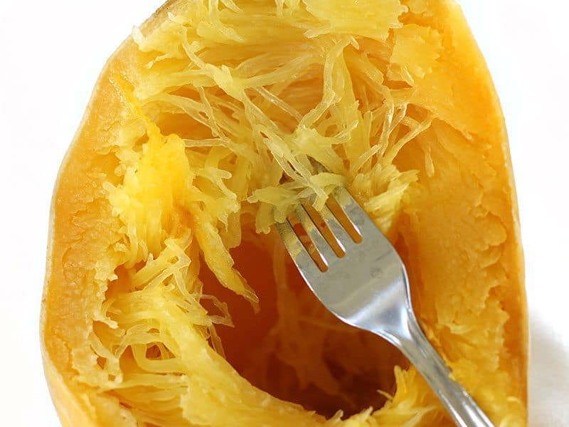 Shred Spaghetti Squash