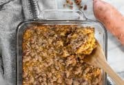 Sweet Potato Casserole Baked Oatmeal