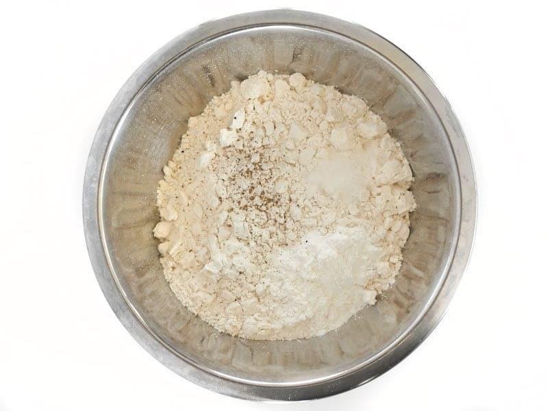 Biscuits Dry Ingredients