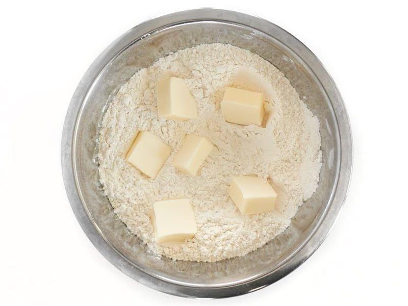 Six Tbsp Butter