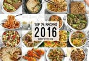 Top  25 Recipes of 2016