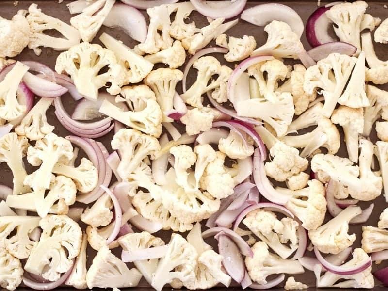 Cauliflower Ready to Toast