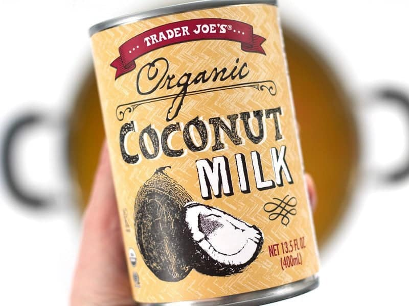 TJ Coconut Milk