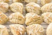 Lemon Poppy Seed Two-Bite Scones