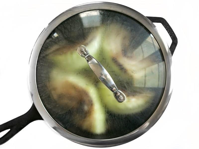 Steam Cabbage Wedges