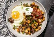 Chorizo Breakfast Hash