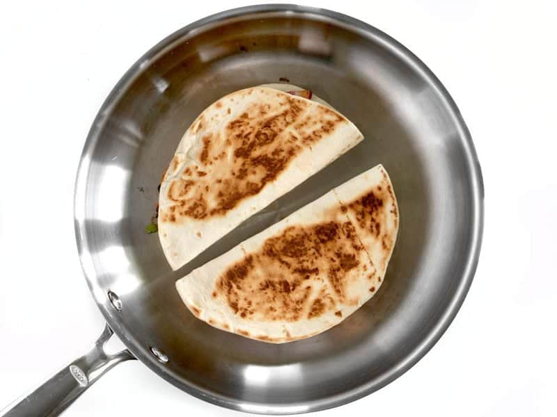 Toast Tortillas