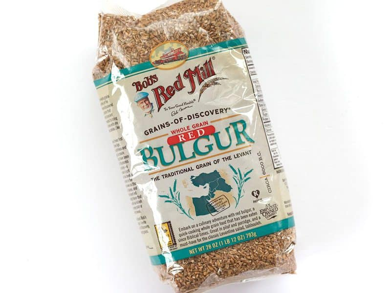 Bob's Red Mill Bulgur Package