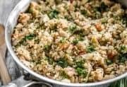 Chimichurri Chicken and Rice