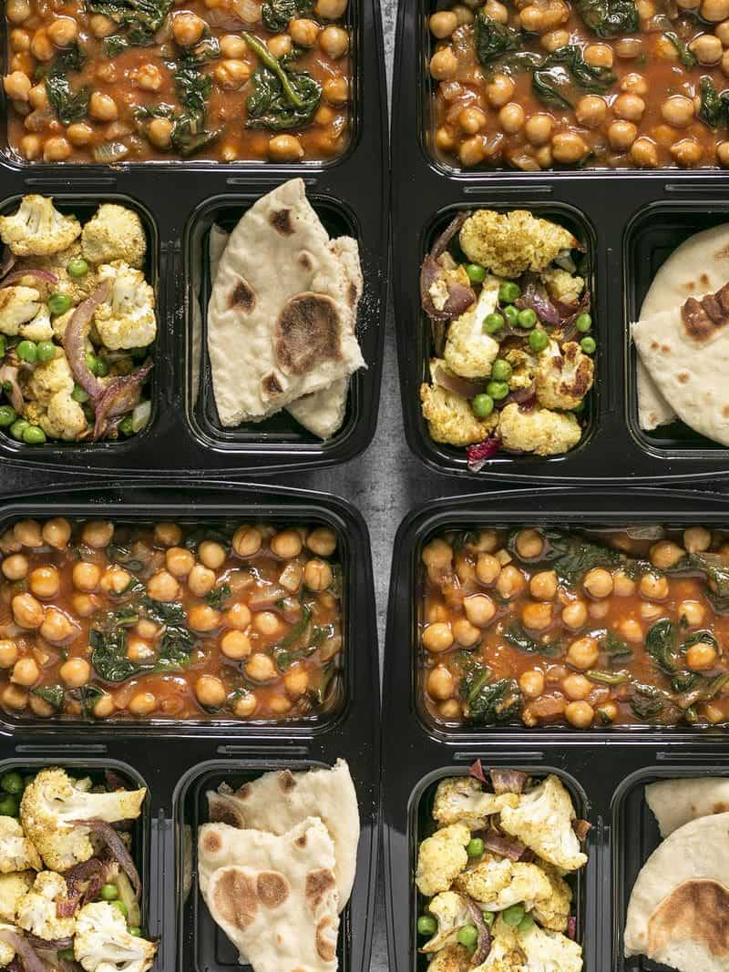 Curried chickpeas meal prep budget bytes curried chickpeas meal prep forumfinder Images