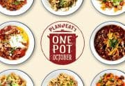 Plan to Eat's One Pot October Challenge
