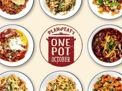 October One Pot Challenge
