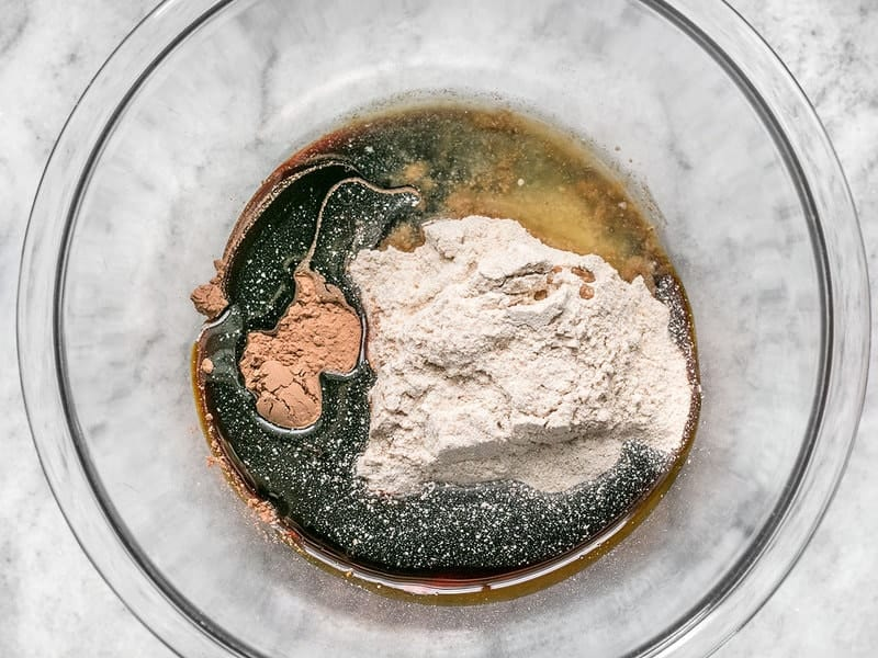 Bread Dough Starter Ingredients