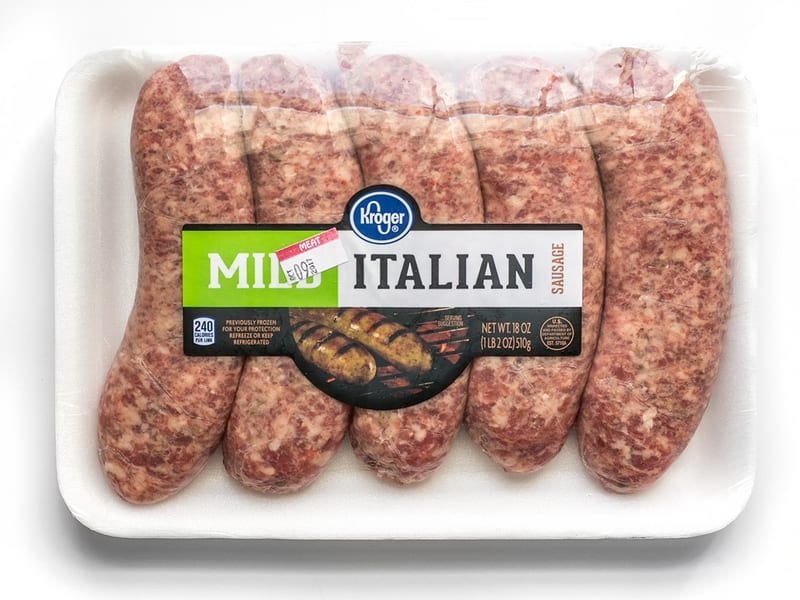 Italian Sausage Links