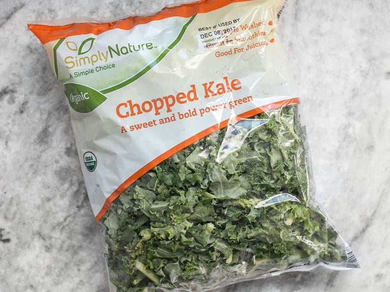 Bagged Chopped Kale