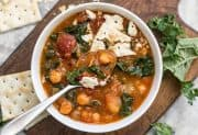 Smoky Potato Chickpea Stew