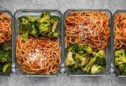 Spaghetti Meal Prep