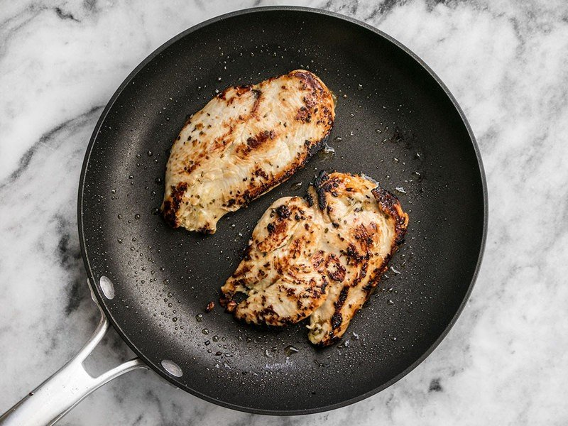 Garlic Marinated Chicken cooked