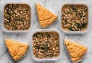 Black Eyed Peas Meal Prep
