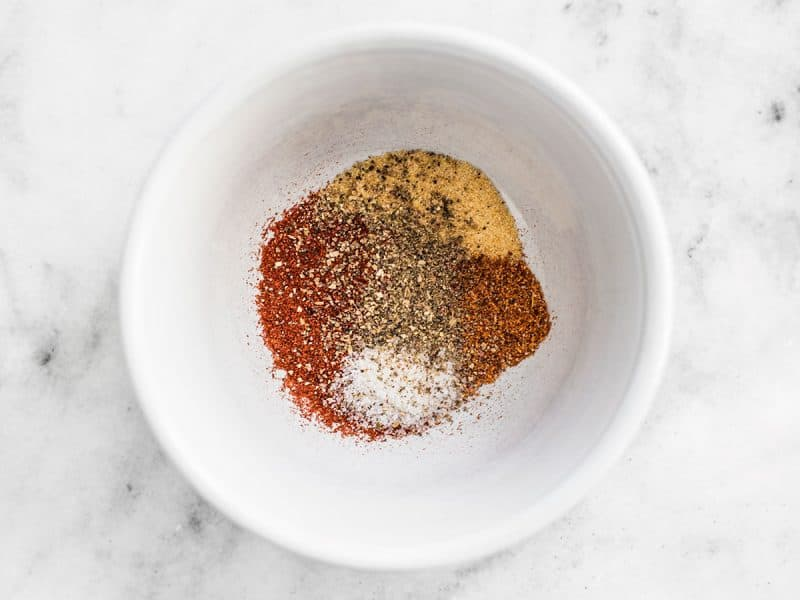 Cauliflower Spices