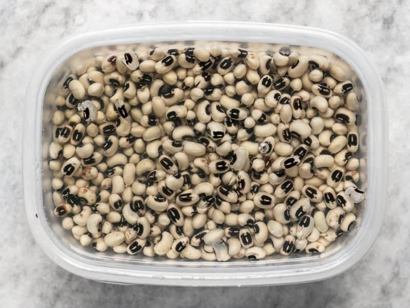 Soaked Black Eyed Peas