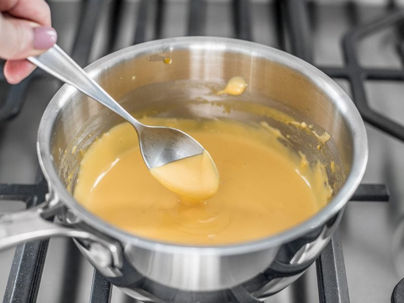 Thick Quick Cheese Sauce