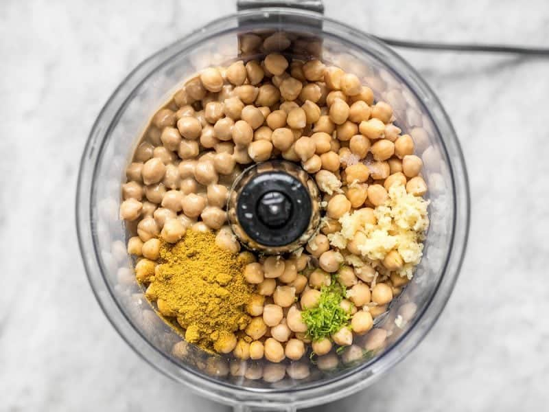 This Coconut Curry Hummus throws a new twist on the traditional dip with creamy coconut milk, vibrant lime, and warm curry spices. BudgetBytes.com