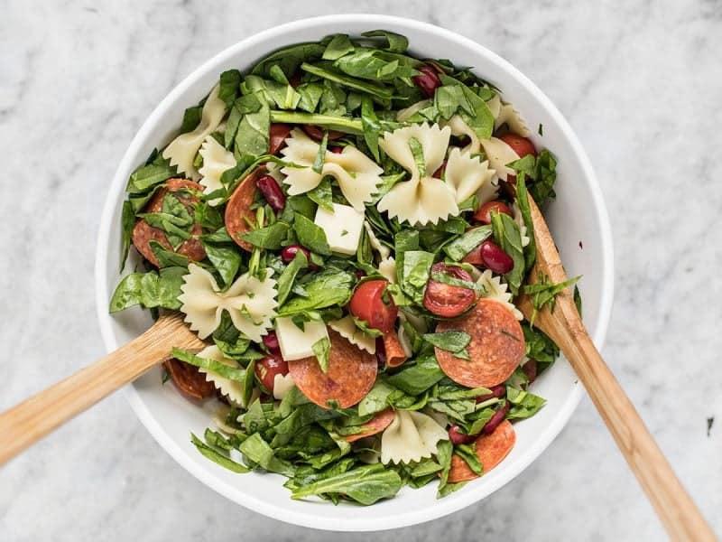 Mix Undressed Salad