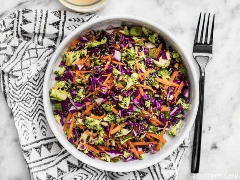 Sweet Crunch Winter Salad