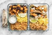 Sweet Potato Taco Meal Prep