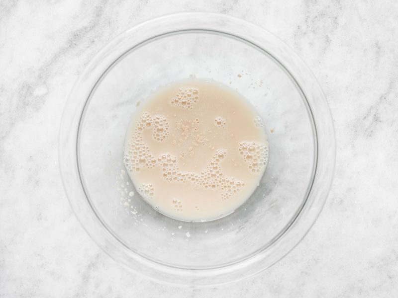 Yeast Proofing in Water