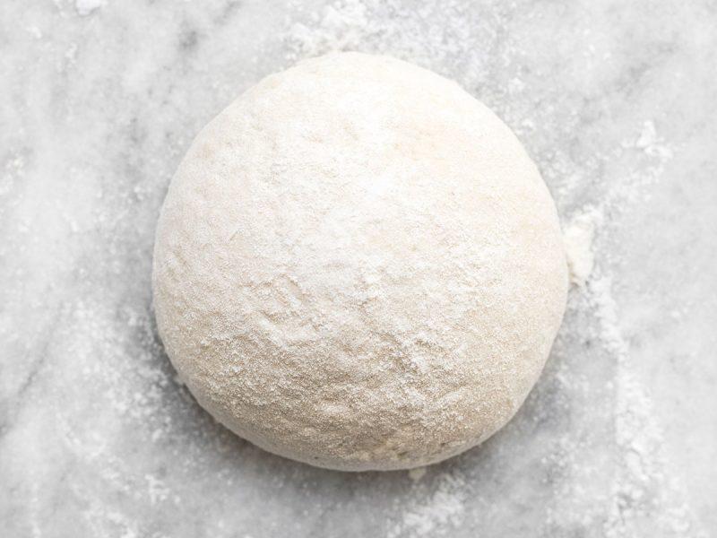 Dumpling Dough Kneaded