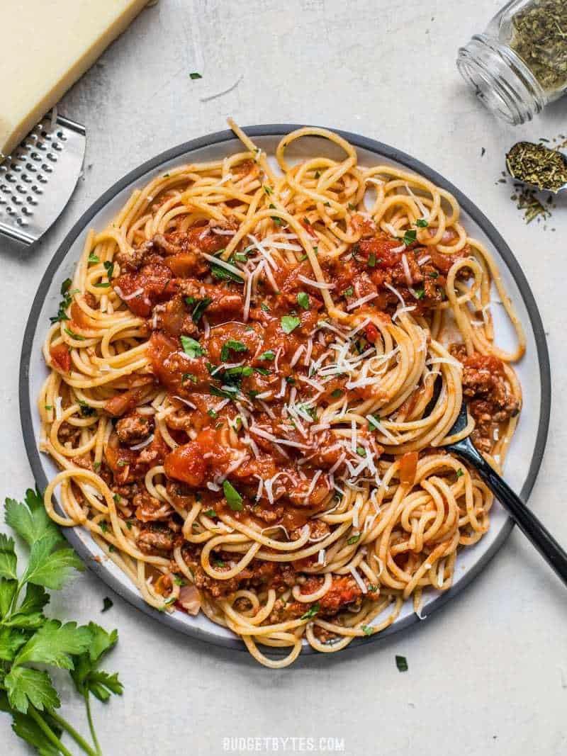 The Best Weeknight Pasta Sauce