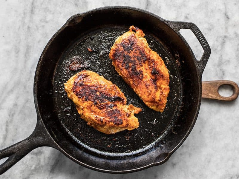 Cook Smoky Chicken Breasts