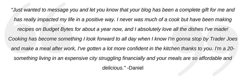 Daniels Quote