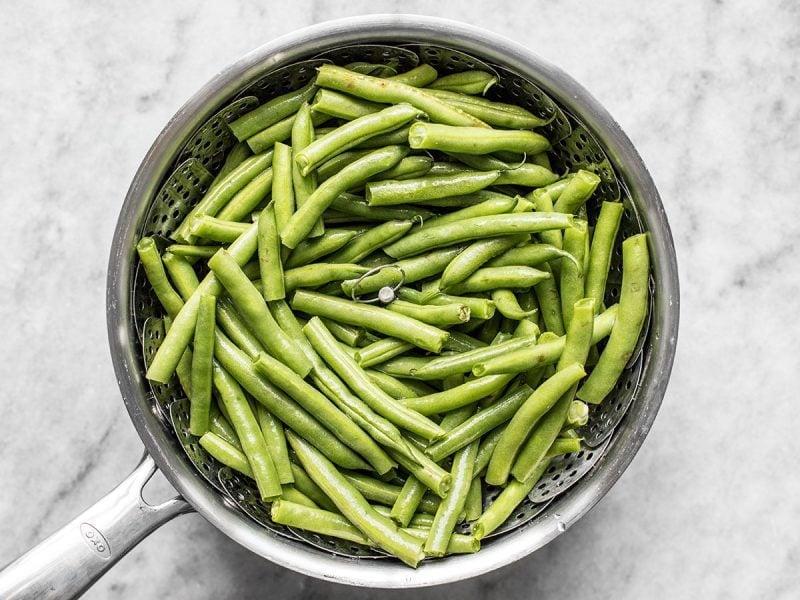 Prep Green Beans
