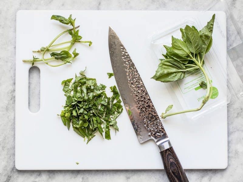 Slice Basil