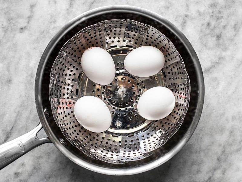 Steam Eggs