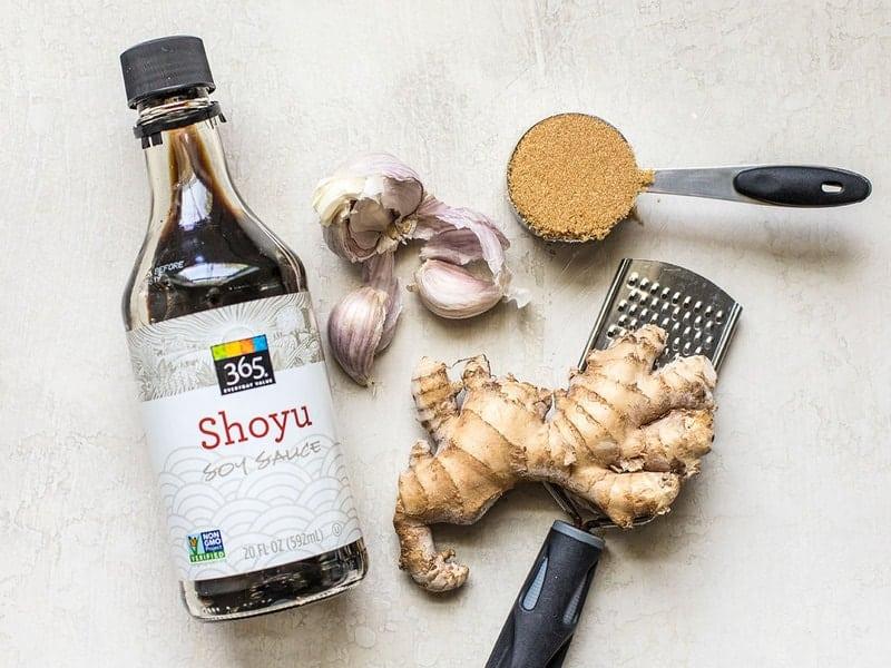 Teriyaki Sauce Ingredient