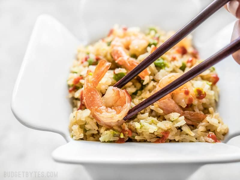 Rice Cooker Teriyaki Shrimp And Rice Budget Bytes