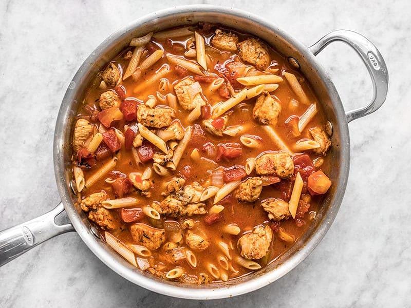 Stir Ingredients to Combine